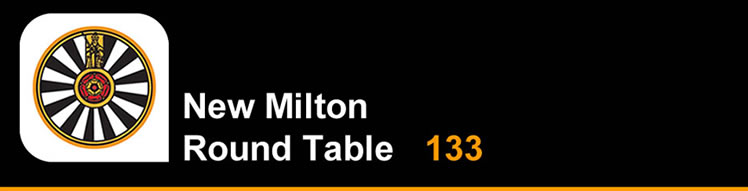 New Milton Round Table Logo